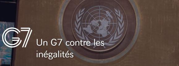 Exercice de simulation de négociations en format G7